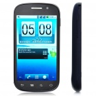 "A1000+ 4.1"" Touch Screen Android 2.2 Dual SIM Dual Network Quadband GSM TV Cell Phone w/ WiFi"