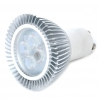 GU10 3000K 4W 360-Lumen CREE XPE Q2 4-LED Warm White Light Bulb (85~265V)