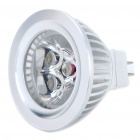 MR16 3200K 3W 270-Lumen 3-LED Warm White Light Bulb (12V)