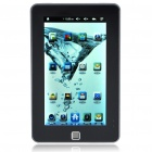"7"" Touch Screen LCD Google Android 2.3 Tablet PC w/ WiFi/HDMI/TF - Black (Cortex A9 800MHz/4GB)"