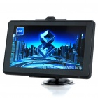 "7.0"" Touch Screen WinCE 5.0 GPS Navigator w/ Rearview Camera/Bluetooth/AV-In/4GB Europe Maps TF Card"