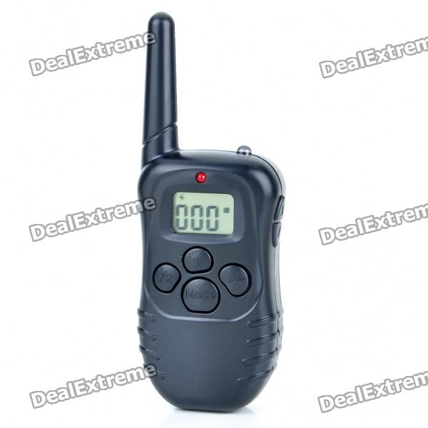 100 Levels Vibration Remote Dog Bark Stop Barking Control Training Collar (2 Collars)