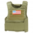 War Game Military Tactical Combat Vest - Army Green