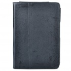 Protective PU Leather Case for Motorola XOOM - Black