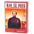 Chairman Mao Pattern Paper Playing Poker Cards - Mao Zedong & International Friends