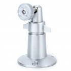 Mini Metal Wall Mount Ceiling Holder Stand Bracket for CCTV Camera - Silver