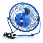 "6"" Metal USB Powered Cooling Fan (Random Color)"