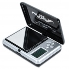 Portable Digital Pocket Scale - 100g/0.01g (2 x AAA)