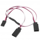 FUTABA Y Extension Cable for R/C Helicopter Steering Engine