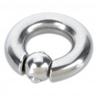 4mm 316L Surgical Steel Multifunction Body Piercing Ring