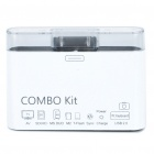 iPad    30pin Combo Connection Kit