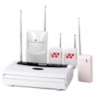 Wireless Digital Home Security Alarm System asettaa (315 MHz)