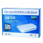 Security 4-Channel Real-Time USB DVR Box