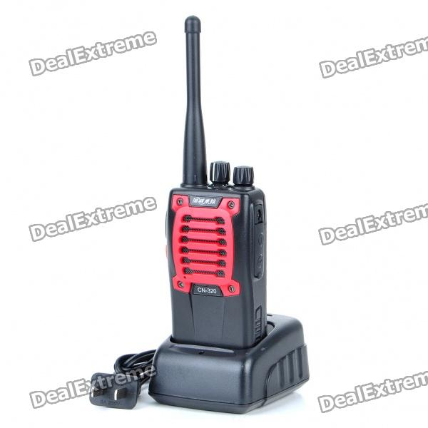 CN-320A 5W 400~470MHz Dual-Band 16-Channel Walkie Talkie