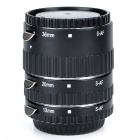 MEIKE Auto Focus Macro Extension Tube Set for Sony DSLR