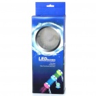 LED Color Changing Hand Shower Silver (6 LEDs)