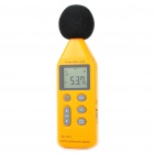 "2.1"" LCD Digital Sound Level Meter (1 x 9V)"