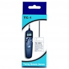 "0.9"" LCD Wired Remote Shutter Release for Canon/Pentax/Samsung (1 x CR2032)"