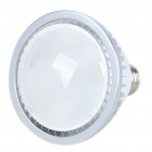 E27 7W 400-Lumen 3200K 7-LED Warm White Light Bulb (AC 85~265V)
