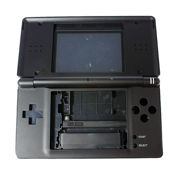 Full Replacement Housing Case for NDS Lite (Black)