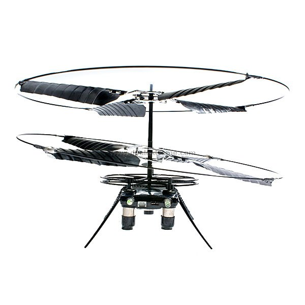 Mosquito R/C Helicopter with Docking Station