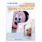 Protective Back Skin Sticker for iPad - Mickey