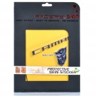 Protective Full Skin Stickers for iPad 2 - Transformer (Front + Back)