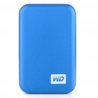 "Genuine WD 2,5 ""disco rígido externo com USB 3.0 Enclosure - Blue (500GB)"