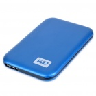 "Genuine WD 2.5"" Hard Drive with External USB 3.0 Enclosure - Blue (500GB)"