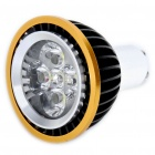 GU10 5W 6500K 450-Lumen 5-LED White Light Bulb (AC 85~265V)