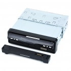 "7"" Touch Screen Single Din DVD Player w/ FM/Bluetooth/SD/USB"