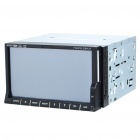 "7 ""Touch Screen Doppel-Din DVD Player w / FM / Bluetooth / SD / USB"