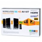 WHDI HDMI Wireless HD AV Transmitter Receiver Kit