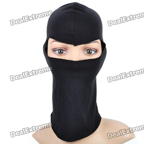 Cotton Face Mask for Cold Weather Fleece Windproof Ski Mask Neck Warmer Face Cover Cap Winter Hat for Men & Women