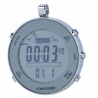 Waterproof Digital Fishing Barometer w/ Clock/Thermometer/Weather Forecast/Bathometer