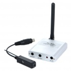 Mini 2.4GHz Wireless Camera with Receiver/Antenna (NTSC)