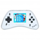"PVP2 2.7"" TFT LCD Portable Game Console with TV-Out/Games - White"