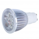 GU10 5W 6500K 400-Lumen 5-LED White Light Bulb (85~265V)