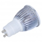 GU10 5W 400-Lumen 6500K Cold White Light 5-LED Cup Bulb (85~265V)