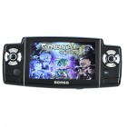 "Benss 4.3"" LCD Portable Game Console Media Player w/ Camera/TF/Mini USB/3.5mm Jack - Black (4GB)"