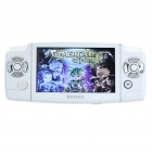 "Benss 4.3"" LCD Portable Game Console Media Player w/ Camera/TF/Mini USB/3.5mm Jack - White (4GB)"