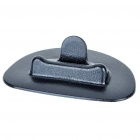 Silicone Auto Car Anti-Slip Stand Holder for Phone/GPS/PSP - Black