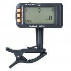 "1.9"" LCD Tone Tuner Metronome w/ Clip for Bass/Violin/Guitar (1 x CR2032)"