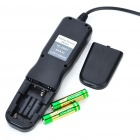 "1.2"" LCD Wired Timer Remote Shutter Release for Olympus E30/SP510/EP-1 + More (2 x AAA)"