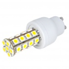 GU10 5.5W 3500K 360-Lumen 30-SMD LED Warm White Light Bulb (85~265V)