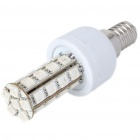 E14 5.5W 360-Lumen 30 x 5050 SMD LED Blue Light Blub (85~265V)