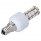 E14 5.5W 360-Lumen Blue Light 30*5050 SMD LED Corn Cob Blub (85~265V)