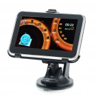 "4.3"" Touch Screen LCD WinCE 6.0 GPS Navigator w/ FM + Internal 4GB USA Maps"