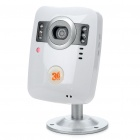 Home Security 3G WCDMA 300KP Remote Surveillance Camera w/ 6-IR LED
