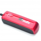 Mini Portable USB Scanner - Red
